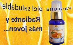 1 30ml VITAMIN C & 100% HYALURONIC ACID AntiAging Serum, FER