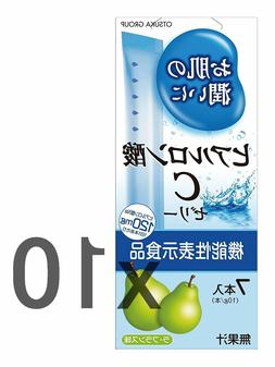 10 x 7sticks! Hyaluronic acid C Jelly, Otsuka, Earth Biochem