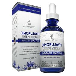 ❤ 100% Pure HYALURONIC ACID Anti-Aging-Plumps Wrinkles-Int