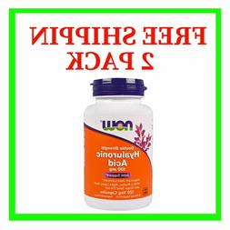 2 pack hyaluronic acid double strength 100
