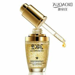 Bioaqua 24k Gold Face Serum with Hyaluronic Acid and Collage