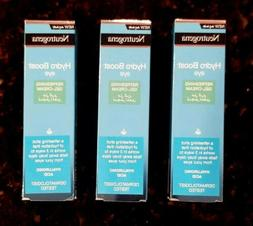 3 PK!  NEUTROGENA Hydro Boost EYE Refreshing Gel-Cream with
