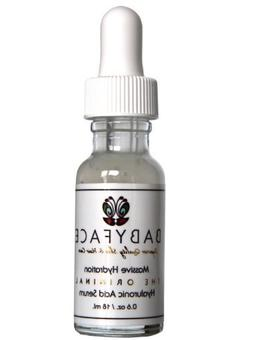 Babyface Original Massive Hydration Hyaluronic Acid Serum wi