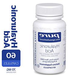 Pure Encapsulations - Hyaluronic Acid - Hypoallergenic Suppl