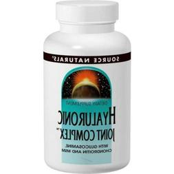 Source Naturals - Hyaluronic Joint Complex - 240 Tablets