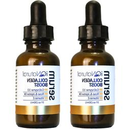 Anti Aging Collegen Peptide Facial Serum CoQ10 CoenzymeQ10 H