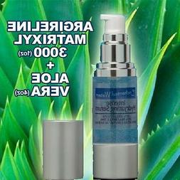 Argireline Matrixyl 3000 Hyaluronic Acid Serum 100% plus ORG
