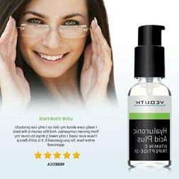 YEOUTH Best Anti Aging Vitamin C Serum with Hyaluronic Acid
