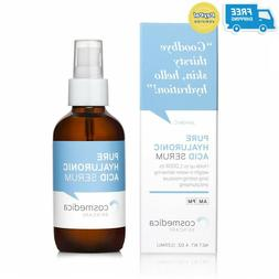Best-Selling Hyaluronic Acid Serum for Skin- 100% Pure-Highe