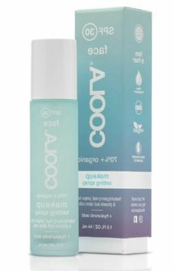 BNIB COOLA Makeup Setting Spray SPF 30 sunscreen mist facial