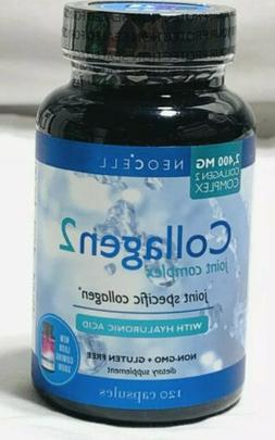 Neocell Collagen 2 Joint Complex W/ Hyaluronic Acid ~ 2400mg