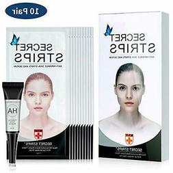 Collagen Under Eye Treatment Mask, Patches, Pads With Hyalur