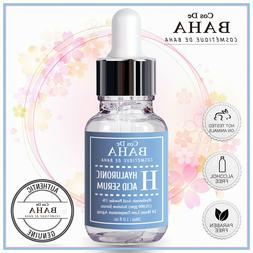 Cos De BAHA 100% Pure Hyaluronic Acid Facial Serum HA Anti A