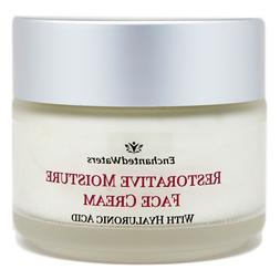 Facial Face Moisturizer -Hyaluronic Acid HA-Resurfacing Anti