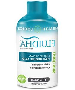 Fluid HA Liquid Vegan Hyaluronic Acid Supplement 180 ml