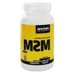 Jarrow Formulas: MSM Sulfur Powder 7 oz