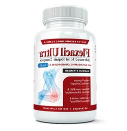 FLEXACIL ULTRA Best glucosamine chondroitin MSM with Hyaluro