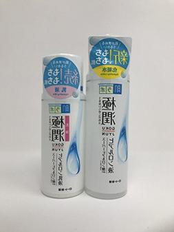 Hada Labo Gokujyun Super Hyaluronic Acid Hydrating Lotion  &