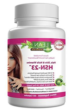 Hair Skin & Nails Vitamins for Women & Men Healthy Hair Vita