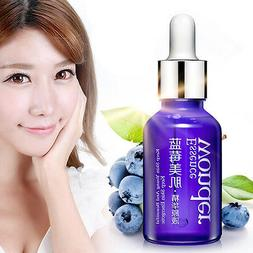 Hot Face Care Blueberry Hyaluronic Acid Liquid Wrinkle Aging