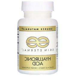 Hyaluronic Acid 50 mg from BioCell Collagen II 60 tabs by So