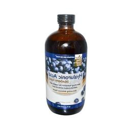 Wholesale Pure Hyaluronic Acid Blueberry 16 Ounces Pack 2 by
