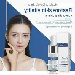 Hyaluronic Acid Facial Serum Vitamin C Face Collagen Anti Ag