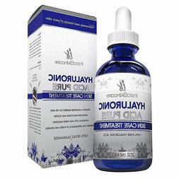 Hyaluronic Acid for Face - 100% Pure Medical Formula - Anti