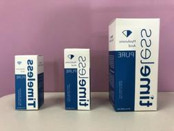 Timeless hyaluronic acid 100%  . 8oz Refill