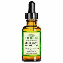 Tree of Life Hyaluronic Acid Serum All Skin Types LARGER 2 f
