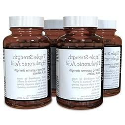 Hyaluronic Acid 300mg x 720 tablets . 300% stronger than any