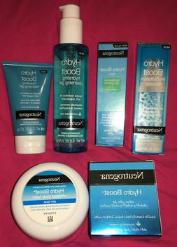 Neutrogena Hydro Boost Collection ~ Whipped Balm & Booster &