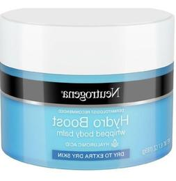 hydro boost hydrating whipped body balm butter