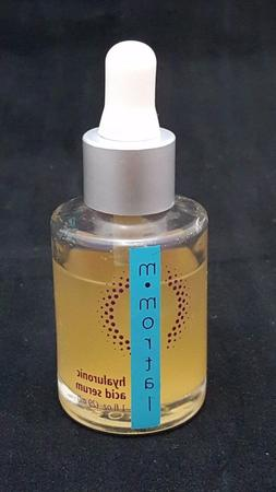 m.mortal Hyaluronic Acid Serum 1 fl oz Paraben Cruelty Free