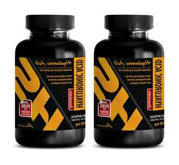 joint health - HYALURONIC ACID 100MG - MAX STRENGTH - 1B - a