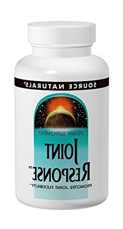 Source Naturals Joint Response, Promotes Joint Flexibility,