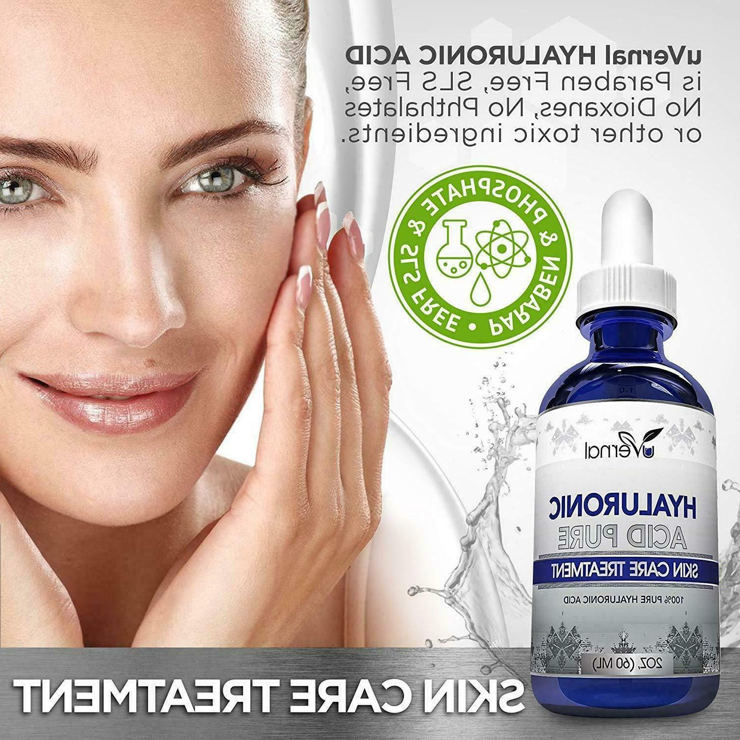 100% Pure Anti-Aging-Plumps Wrinkles-Intense