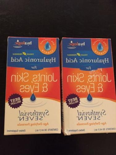 2x synthovial seven hyaluronic acid for joints