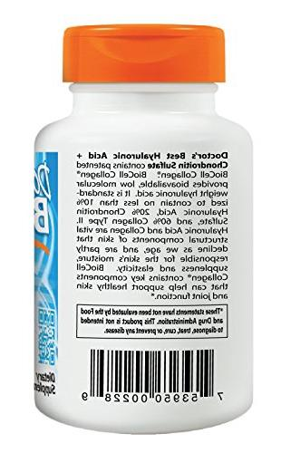 Doctor's Acid with Chondroitin Non-GMO, Gluten Free, Soy Joint