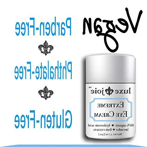 Extreme Eye Cream Acid Moisturizing Anti-Aging Skincare