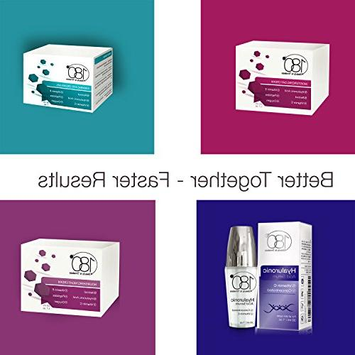 Hyaluronic - Serum Face Eyes - Acid For - Hydrating - Anti Aging
