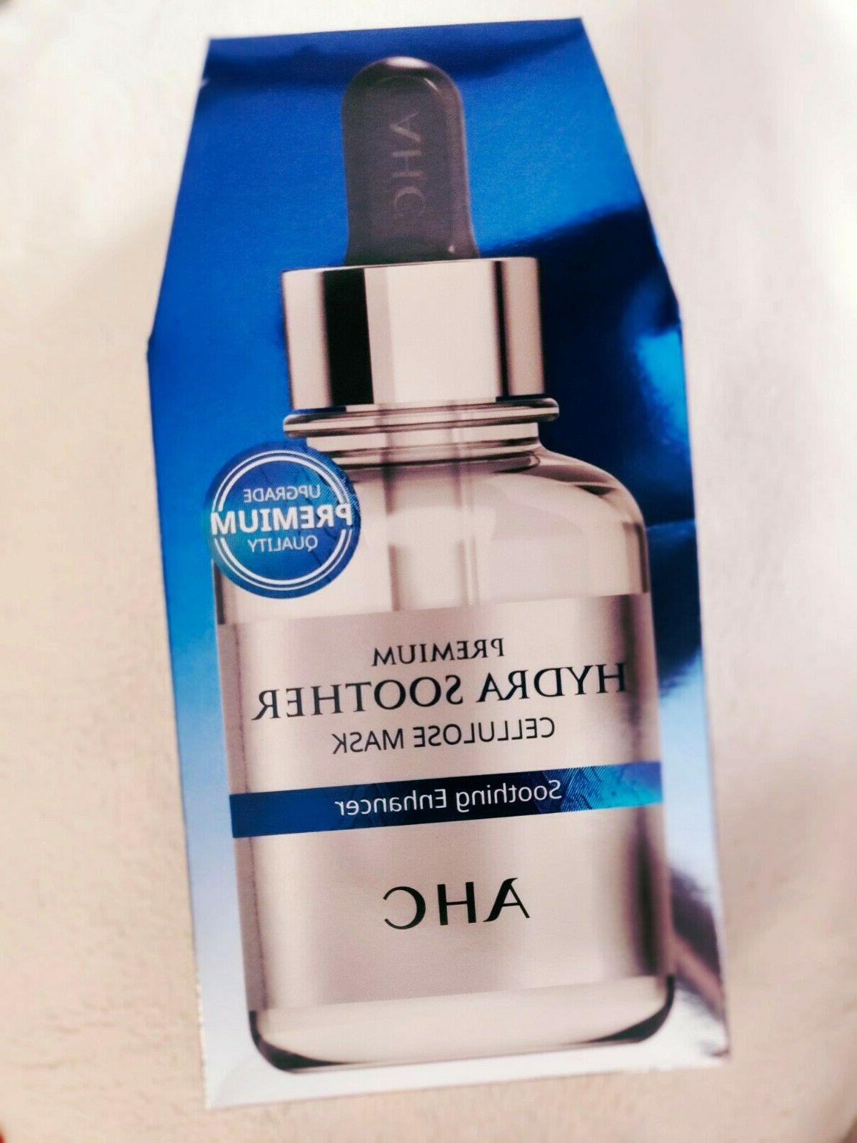 ahc premium hydra soother cellulose hyaluronic acid