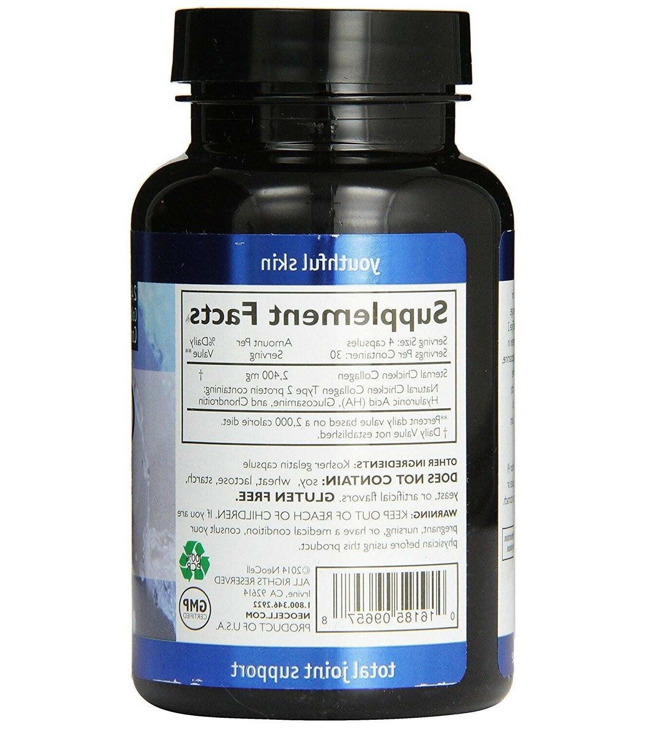 NeoCell Collagen Complex Hyaluronic mg capsules