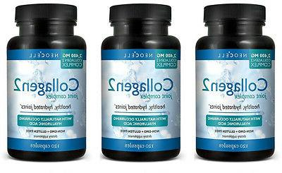 collagen type 2 immucell complete joint support