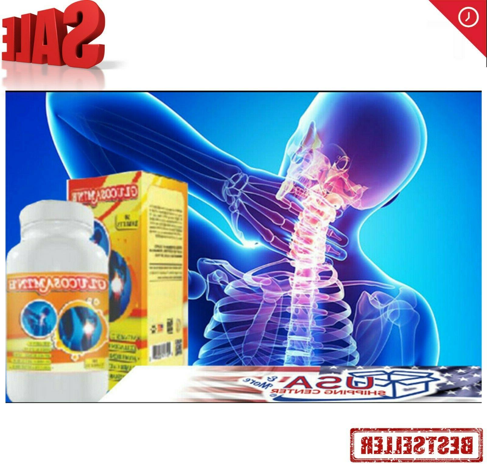 daily life joint health advanced glucosamine collagen
