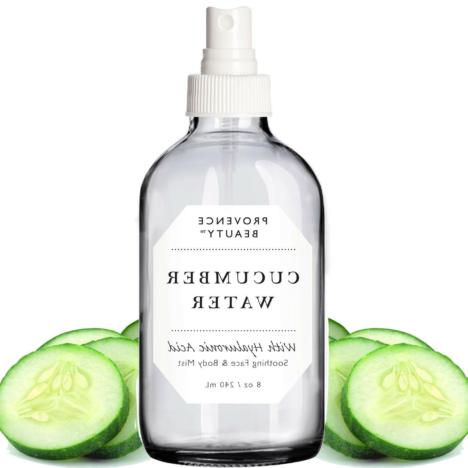 face and body mist cucumber water