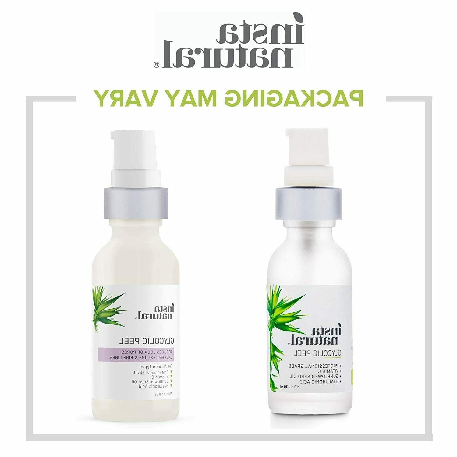 Glycolic Acid - With Hyaluronic Best Treatment