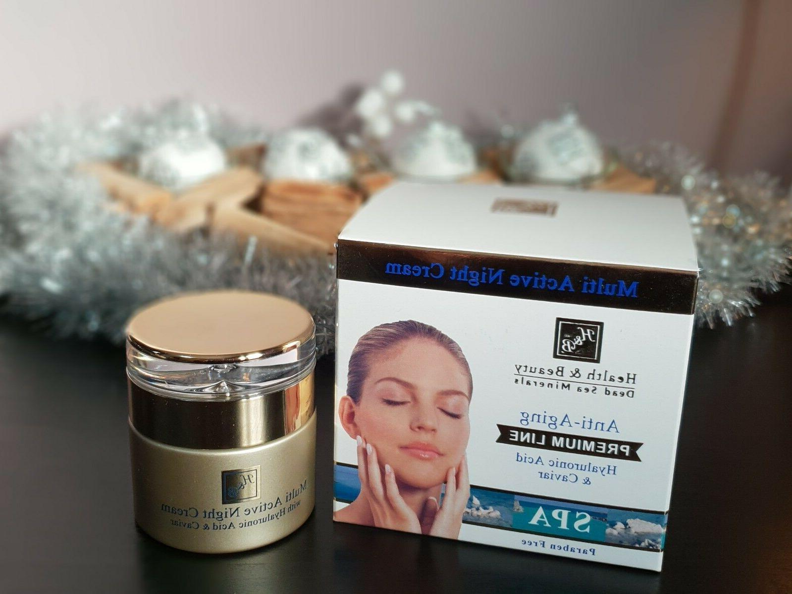 Multi Face Hyaluronic & Minerals