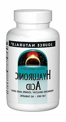 Source Naturals Hyaluronic Acid 100mg