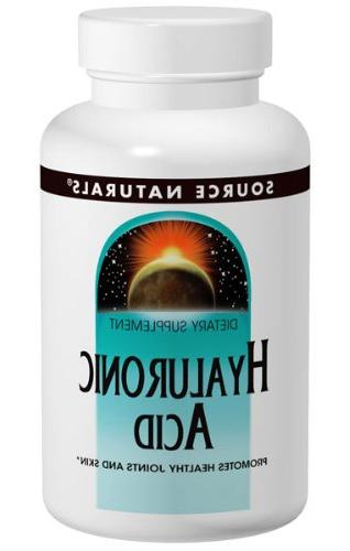 Hyaluronic Acid 30 Tabs Naturals
